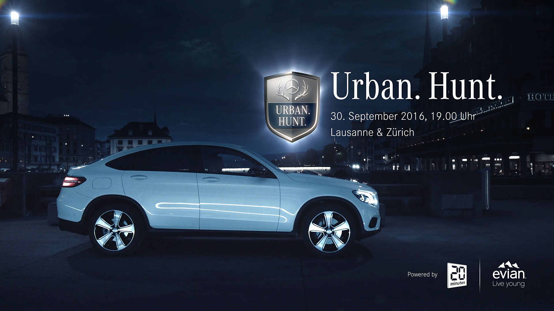 Mercedes-Benz Urban.Hunt.